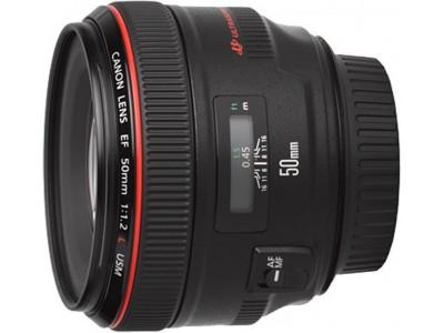 Canon 50mm f/1.2 L USM