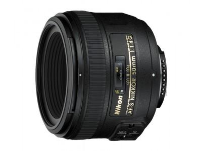 Nikon 50mm f/1.4G-Obiective p/u Nikon-Nikon
