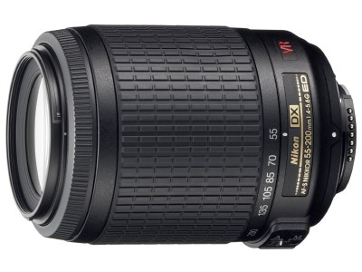 Nikon 55-200mm f/4-5.6G AF-S DX  ED VR-Obiective p/u Nikon-Nikon