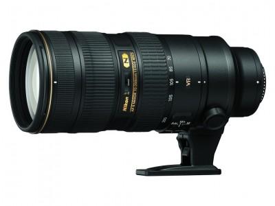 Nikon 70-200mm f/2.8G ED VR II-Obiective p/u Nikon-Nikon