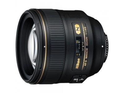 Nikon 85mm f/1.4G-Obiective p/u Nikon-Nikon