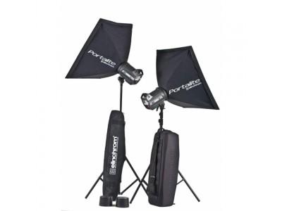 Elinchrom #20751.2 BXRi 500/500 TO GO SET-Lumini si Blituri p/u Nikon-Elinchrom