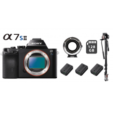 Sony Alpha A7S MK II - Video Kit